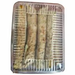 Deep Fry Frozen Chicken Seekh Kabab, Packaging Type: Vaccume Packed