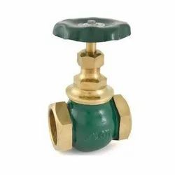 1002 Screwed Bronze Globe Valve