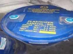 Liquid KLJ Plasticizer Dop, Packaging Size: 210 Kg, Grade: Industrial Grade