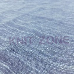Plain 100% Cotton Circular Knitted Fabric, GSM: 100 to 250