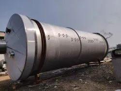 Stainless Steel Tank Fabrication Service, in Pune, Industrial
