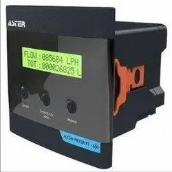Aster Plastic Body Digital Flow Meter FT 650, For ETP/STP/RO, +- 2% Of Full Scale