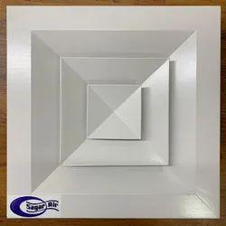 Rectangular Ceiling Diffusers Flush Type
