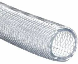 PVC Nylon Reinforced Braided Pipe