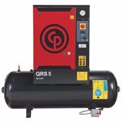 QRS-5 Belt Drive Rotary Screw Air Compressor