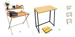 Metal Computer Tables, Size: 800 X 500 X 750