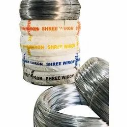 Shree Wiron Galvanized Iron Cold Dipped GI Wire