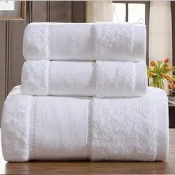 Bath Towels In Terry Fabric 100% Terry