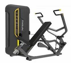 Fitbulls FLD 1006 Shoulder Press, For Gym, Size: 1860 X 1330 X 1600 Mm