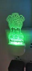 Acrylic LED Night Lamp