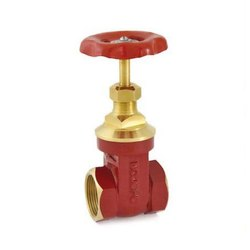 1007 Screwed Peg Type Bronze Gate Valve