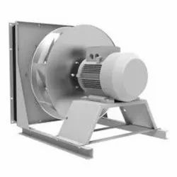 Free Running Impellers Plug Plenum AHU Fan