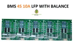 BMS 4S 10A LFP With Balance