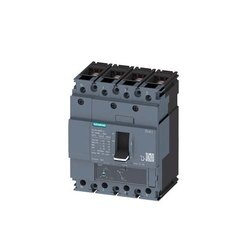 4 Siemens 100A Four Pole MCCB