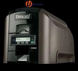 PVC CD 800 ID Card Printer
