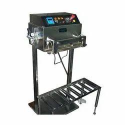 Vertical Pneumatic Sealing Machine