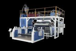 Extrusion Coating Lamination Machinery