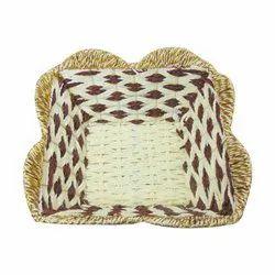 Square Craft Paper Basket, 1.5 Mm, Storage Capacity: 1 Kg