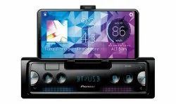 Pioneer Sph-c19bt/xinid Single Din Smart Phone Reciever/android/iphone/ Usb/bt/aux/radio