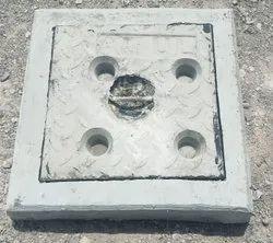 12x12 Inch Heavy Duty RCC Manhole Cover
