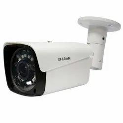 1920 x 1080 D-Link 4MP IP Bullet Camera, Camera Range: 20 to 30 m
