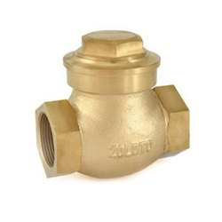 1013 Screwed Bronze Horizontal Check Valve