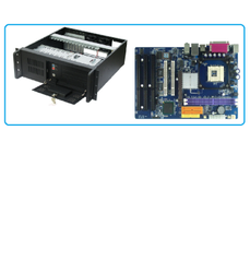 ISA SLOT Industrial PC