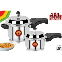 3 Ltr Vision X Stainless Steel Outer Lid Pressure Cooker, For Kitchen
