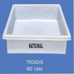400L Filter Press FRP Trough