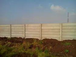 Precast Prestressed Boundary Wall
