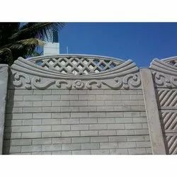 Boundary And Compound Wall Mould
