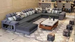 Sectional U Shape Sofa Set