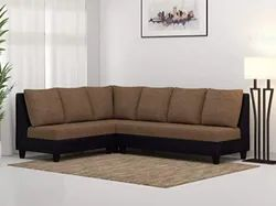 Designer L Shape Sofa Set