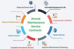 Annual Maintenance Contract, For Industrial