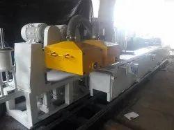 Aluminium Section Buffing Machine