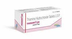 THISORT-100 (Thiamine HCl Tablets U.S.P)