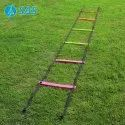 Multicolor Agility Kids Activity Ladder 3 Mtrs