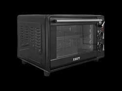 Kraft Italy Black HL 23 RCL OTG Oven, For Personal, Plastic