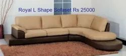 Royal L Shape Sofa Set