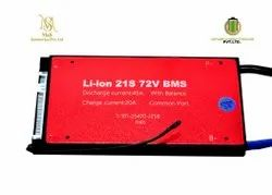 LI-ION 21S 72V BMS With Waterproof