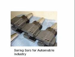 Boring Bars for Automobile Industry