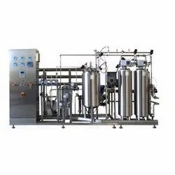 TechQu Stainless Steel Purified Water System, Water Storage Capacity: 1 KL TO 5 KL