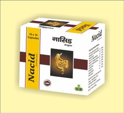Antacid Herbal Capsules