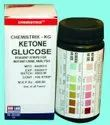 Urine Test Strip 2P Kg (Ktone Glucose)