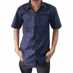 Plain Mens Safari Uniform, Size: M-XXL