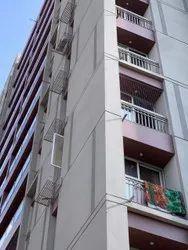 Designer SS Balcony Grill, Wire Diameter: 3.5 mm