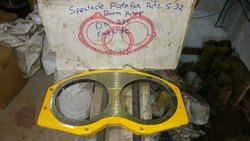 Spectacle Plate For Concrete Pump