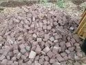 Red Mandana Sandstone Cobble