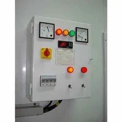 Electric Control Panel, Operating Voltage: 240 V, Degree of Protection: IP33