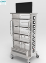 Hospital Laparoscopy Trolley